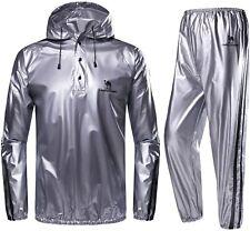 Camel Crown Sweat Resistantt Loss Sauna Suit for Men Women Exercise Gym M102