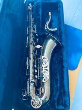 Rare vintage Buffet Crampon Evette Master model tenor saxophone SDA stencil