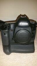 Canon EOS 5D Mark III 22.3MP Digital SLR PLUS battery grip