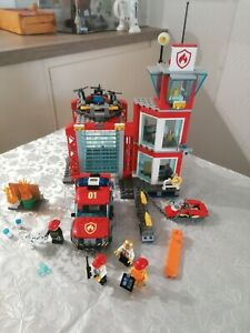 Fire Station Lego