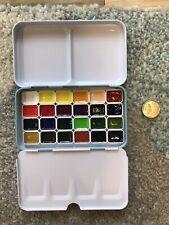 Schmincke Akademie Aquarell Watercolour Set - 24 colours 1ml Pan
