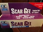 SCAR GEL TOPICAL TREATMENT FOR SCARS QUALITY CHOICE 1.76 OZ TUBE FREE SHIPPING