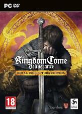 Kingdom Come: Deliverance - Royal Edition - PC - Collectors Edition