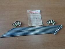 NOS Honda Spoke A (11x185.5) Set 1970-77 CT125 SL100 SL90 XL100 97281-31211-10