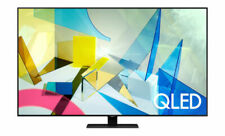 "Samsung QN75Q80TAFXZA 75"" 4K QLED Smart TV - Titan Black"