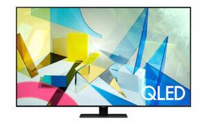 "Samsung QN75Q80TA QLED 75"" Quantum 4K UHD HDR Smart TV QN75Q80TAFXZA 2020 Model"