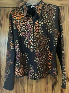Lisa Nelle Showmanship/All Day Western Jacket 1X