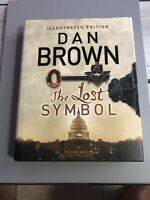 The Lost Symbol Illustrated edition by Dan Brown.