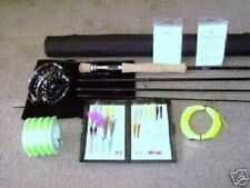 Saltwater Fly Fishing Nano Rod Reel Hi End Combo