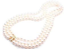 Strand/String Yellow Gold 14k Fine Necklaces & Pendants