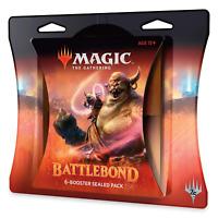 Magic: The Gathering Battlebond Battle Pack | 6 Battlebond Booster Packs 90