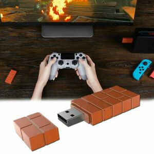 Bluetooth Wireless Receiver USB Adapter Converter For Nintendo Switch-PS4 8Bitdo