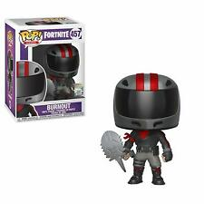 FUNKO POP GAMES FORTNITE S2 BURNOUT VINYL FIGURE #457 BRAND NEW BOXED