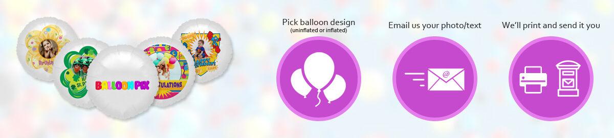 Balloonpix Party Balloons