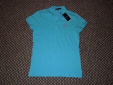 Hang Ten Turchese T-shirt taglia M Nuovo con etichette
