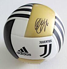 Sebastian Giovinco Signed Juventus Soccer Ball w/Coa Toronto Fc Italy