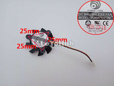 New Power Logic PLA04710S12M graphics card cooling fan DC12V 0.09A 3-Pin 36mm