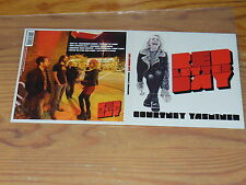 COURTNEY YASHMINEH - RED LETTER DAY / DIGIPACK-CD 2014