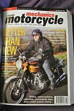 Classic Motorcycles Mechanics Magazine. No. 211, May 2005. Rebuilt Honda CB750.