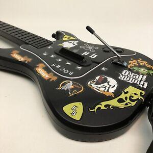 Playstation PS2 Kramer Striker Wireless Guitar Hero Controller 95119 No Dongle