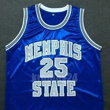 Anfernee Hardaway 91-93 Memphis State Away College Jersey Gift Any Size