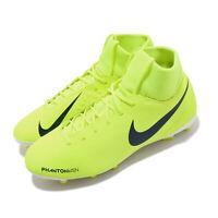 Nike Phantom VSN Club DF FG/MG Firm-Ground Volt Men Football Soccer AJ6959-717