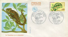 FRANCE FDC - 787 1692 2 LE CAMELEON - 6 11 1971 - LUXE