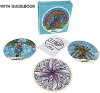 Tarot of the Cloisters Classic Round Tarot Cards Deck Divination Tools Fortune