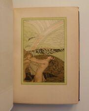 Albert Samain LE CHARIOT D'OR ill. Maurice Lalau Art déco ex. sur Japon impérial