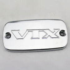 Universal New Chrome Front Brake Fluid Cap For Honda VTX1300 VTX1800 All Year