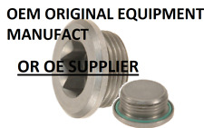 OEM ORIGINAL EQUIPMENT MANUFACT Differential Drain Plug
