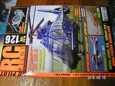 2µ?§ Revue RC Pilot n°126 plan encarté Starfighter / ZEST Stuka OXI 1.0 Cessna