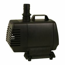 Magnetic Drive Water Garden Pump Back Yard Pond Waterfall Filter Fountain Head