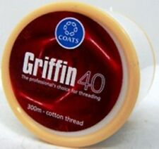 20 PACK GRIFFIN EYEBROW COTTON THREADING THREADS (300 METERS EACH PACK)