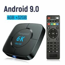 Tv Receiver Wifi Bluetooth Tv Box Play Store Set Top Box Youtube Google Assistan