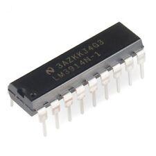 Pantalla LED LM3914 DOT/BAR controlador DIP18 Batería Audio Ecualizador espectro Vu