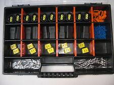 Spina ECONOSEAL 10 x 3 PIN + BOX PER AUTO CAMION DUCATI MOTO QUAD