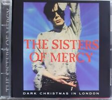 The Sisters of Mercy Dark Christmas in London live CD 21 décembre 1993 rare