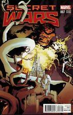 Secret Wars #7 Tomm Coker Variant Marvel Comics