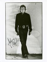REPRINT - JOHNNY CASH 6 autographed signed photo copy reprint