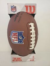 "Wilson Football Official Size 14+ ""The Duke"" Nfl Replica"