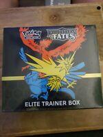 Pokemon TCG Hidden Fates Elite Trainer Box FACTORY SEALED 🔥🔥