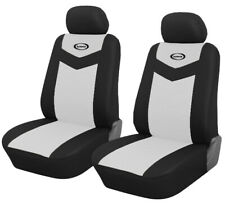 Front Seat Car Seat Covers - White For Honda Accord 2008 - 2017