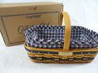 Longaberger 2000-1 Collection Miniature  Gathering Basket Combo