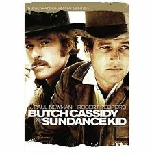 Butch Cassidy and the Sundance Kid (DVD 2009 WS 2-Disc) NEW PG Newman Redford