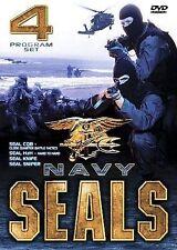 Navy SEALS: SEAL CQB/SEAL H2H/SEAL Knife/SEAL Sniper