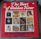 "Vinilo LP 12"" 33 rpm THE BEST OF GOLDEN HOUR - Long Playing Reco Doble AlbumD"