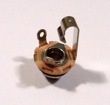 """Switchcraft 1/4"""" Mono #11 Phone Plug Input Jack - (Female)"""