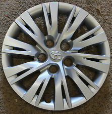 "Genuine Toyota Camry 2012 2013 2014 16""steel wheel hub cap wheel Cover OEM"