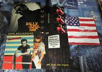 Superstar 5 Tour Programmes! Billy Joel, Elton, Bon Jovi, Melloncamp,Rod Stewart